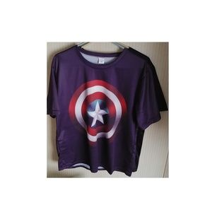 Captain America Muscle T